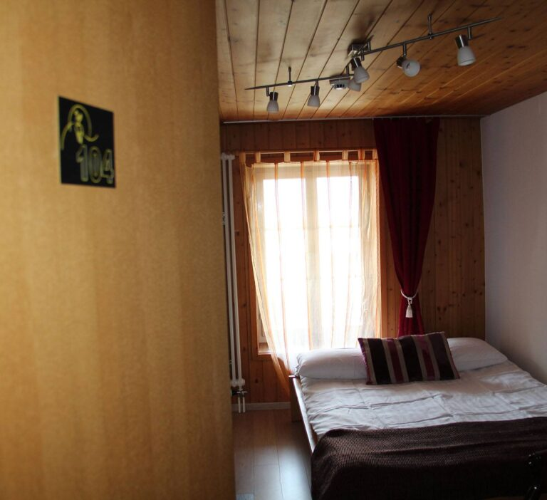 Budget für Doppelzimmer (140×200 Bett)